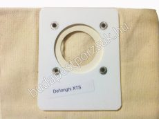 DELONGHI XTS XTC vászon (textil) porzsák