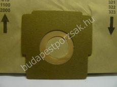 IZ-321.0080 INVEST ZELMER FLIP COBRA STB.KOMPATIBILIS PAPÍR PORZSÁK (5DB+2FILTER/CSOMAG)