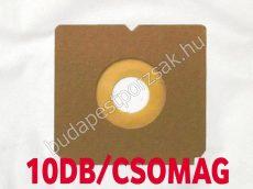 IZ-E6S.10 INVEST  ELECTROLUX XIO GR28 KOMPATIBILIS MIKROSZÁLAS PORZSÁK (10DB/CSOMAG)